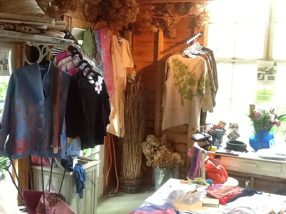Inside Summerhouse